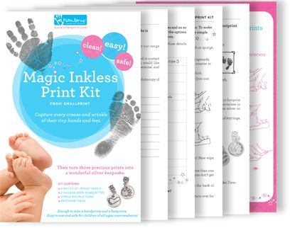 Magic Inkless Print Kit