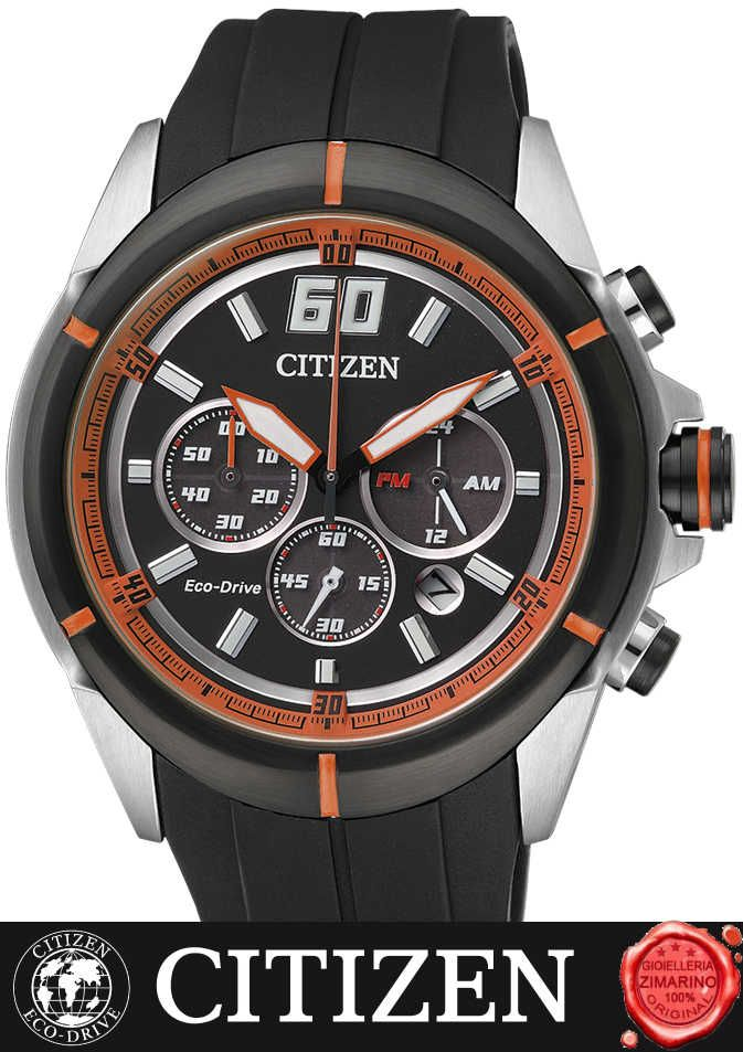 Citizen Racing crono CA4105-02E