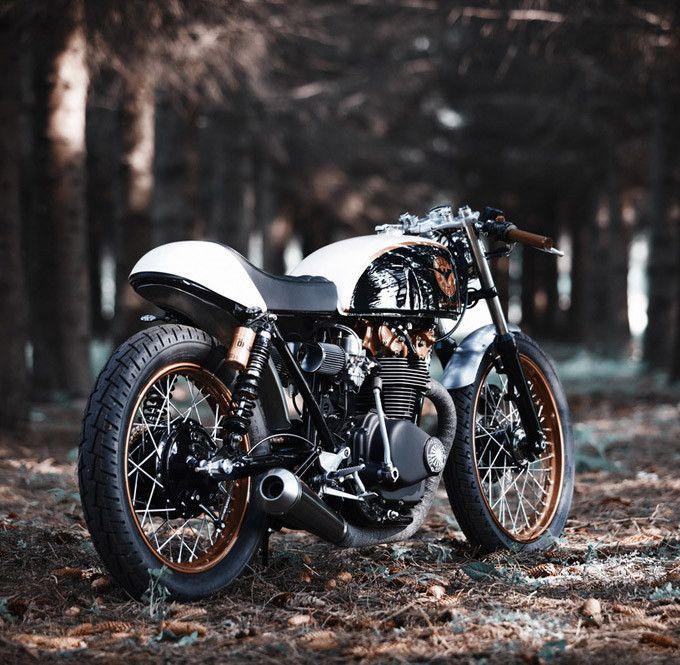 Kuri Kuldnokk Honda CB500T