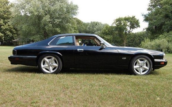 1994 Jaguar XJS Black Coupe For Sale