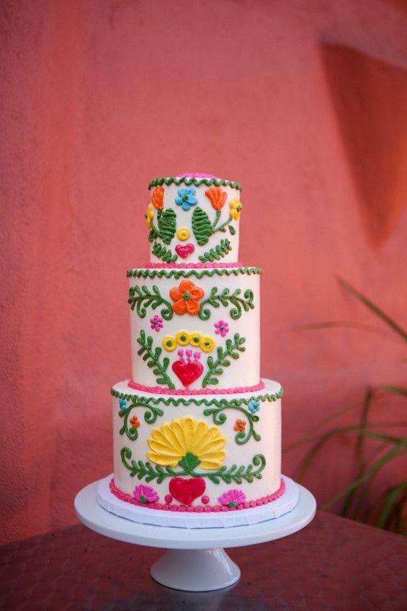 Fiesta Cake!