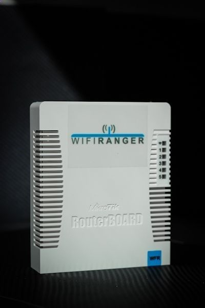 Wifiranger- Offers up to 2mile range! Just another great resource to have while out on the road. #roadschooling #wifibooster #travellife #RVlife