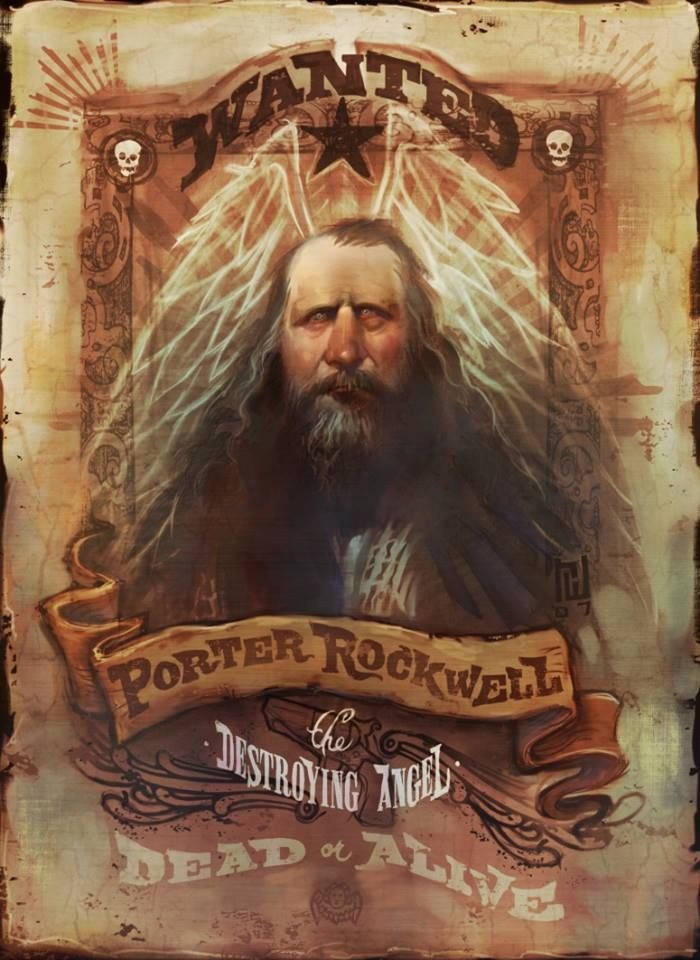 Wanted Porter Rockwell