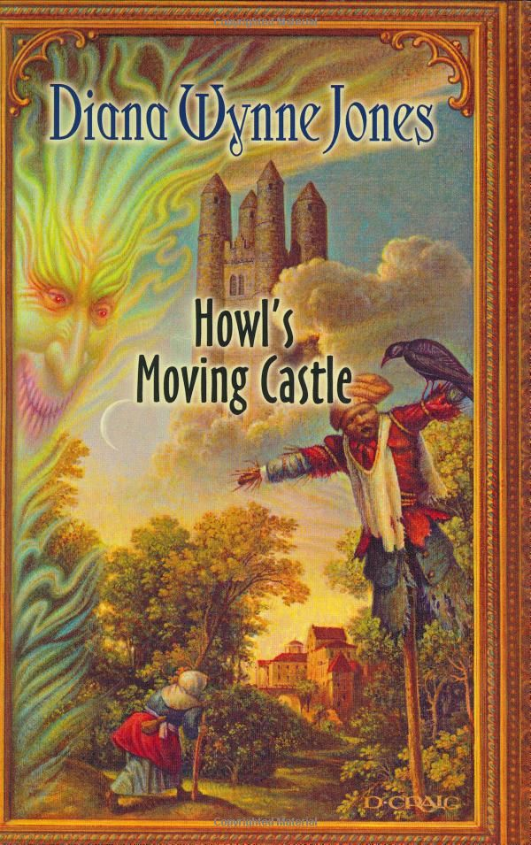 Howl's Moving Castle: Diana Wynne Jones: Amazon.com.