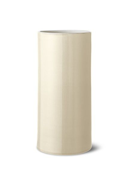 Anne Black Bloom Vase – Cream - Tinga Tango Designbutik