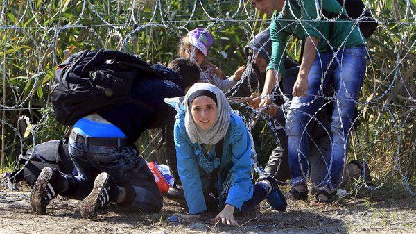 Innalillahi delapan pengungsi Suriah meninggal ditembak penjaga perbatasan Turki  TURKI (Arrahmah.com) - Delapan pengungsi Suriah ditembak mati oleh penjaga perbatasan Turki ketika mencoba meninggalkan Suriah dan memasuki Turki pada Sabtu malam (18/6).  Delapan pengungsi tersebut merupakan tiga orang anak empat perempuan dan satu laki-laki.  Pendiri kelompok pemerhati perang Suriah Syrian Observatory for Human Rights Rami Abdelrahman mengungkapkan bahwa enam dari delapan pengungsi yang…