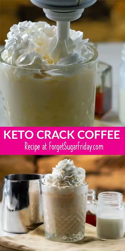 Have you tried Keto Crack Coffee yet?! It is SO good and so easy to make! Keto Crack Coffee is a MUST-try keto coffee recipe that will get you serious...