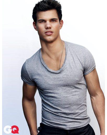 Taylor Lautner na revista GQ