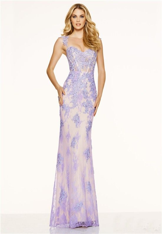 17 Best images about Lilac prom dress on Pinterest ...