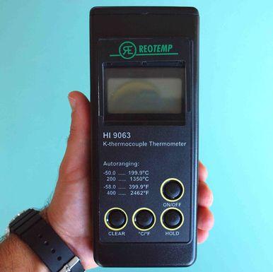 Digital Compost Thermometer Price : AU$764.50 (inc GST) AU$695.00 (exc GST)
