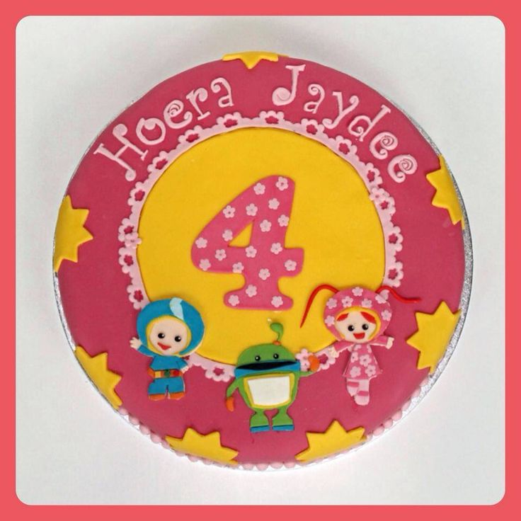 Cake Decorating Team Names : 120 best images about 4th bday on Pinterest Nick jr ...