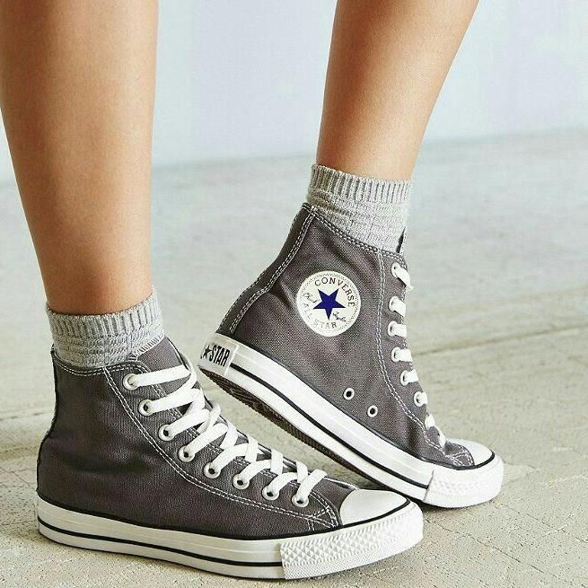 Womens converse, High top sneakers