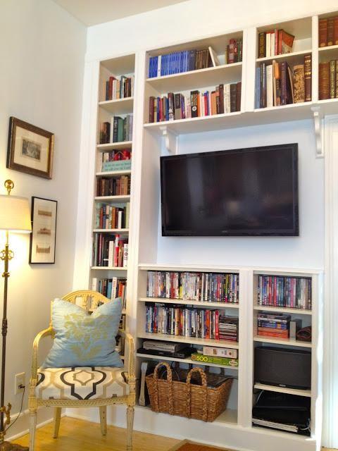 121 best images about bookcases and built in desks on pinterest. Black Bedroom Furniture Sets. Home Design Ideas