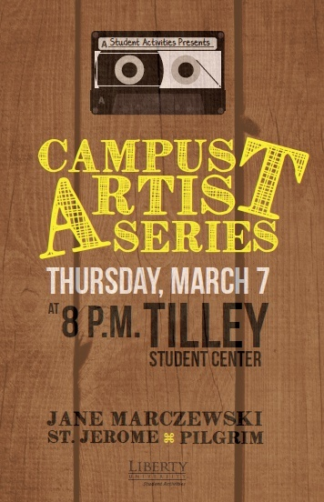 Campus Artists Series