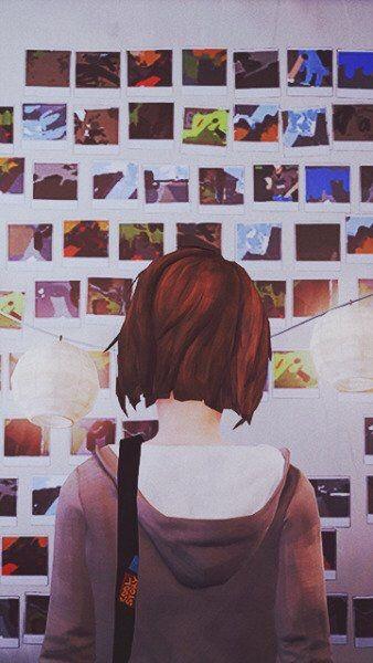 Image via We Heart It http://weheartit.com/entry/200801454 #chloe #max #lifeisstrange