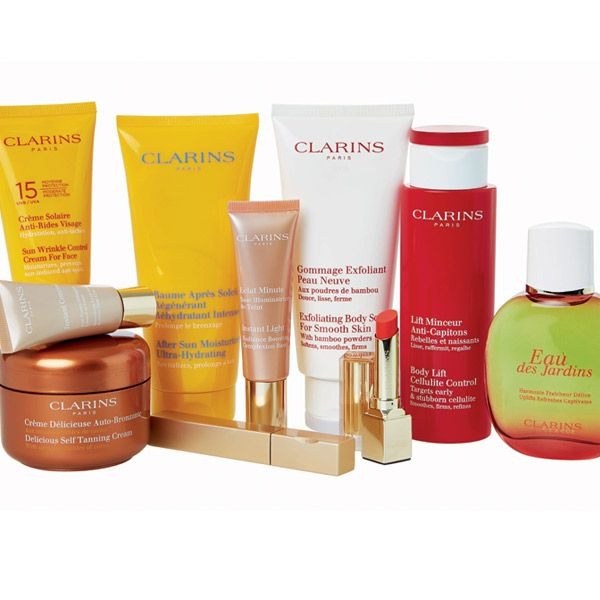 Win With Clarins