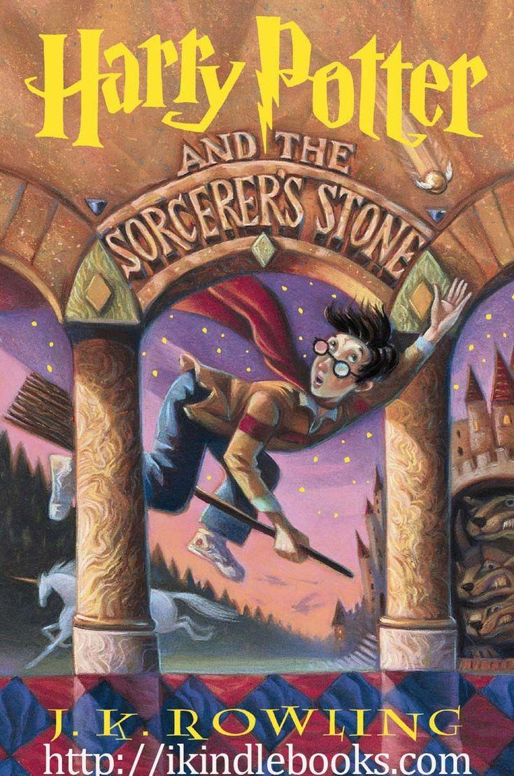 Harry Potter Series Full 7 Ebook By J K Rowling Harry Potter Livros Harry Potter E A Pedra Filosofal Harry Potter