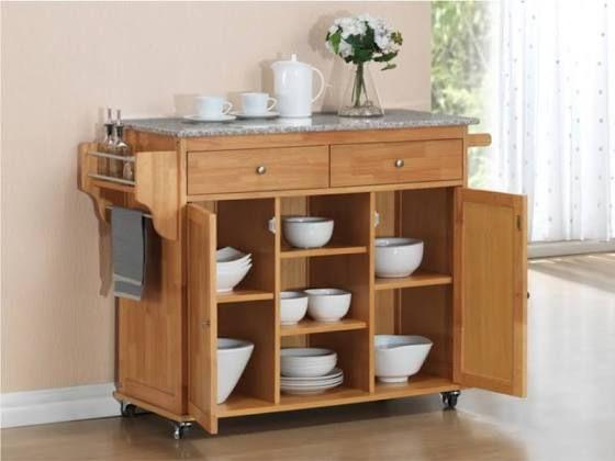25+ parasta ideaa Pinterestissä Küchenwagen ikea Ikea,Ikea - küchenwagen mit mülleimer