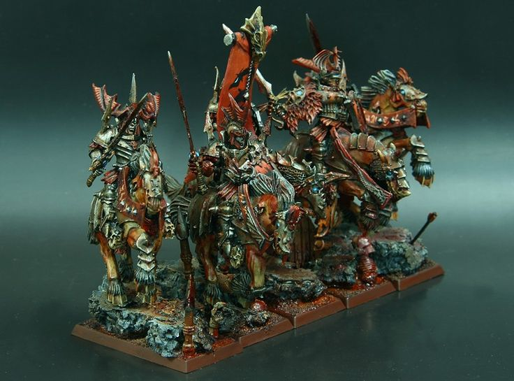 Vampire counts blood knight 2