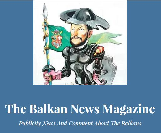 Publicity News And Comment About The Balkans - AUTUMN 2017 EDITION