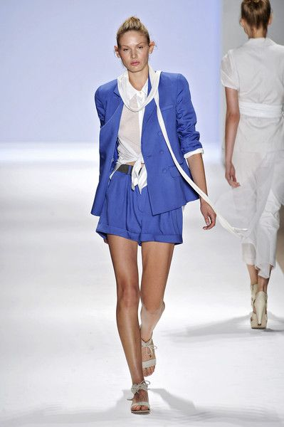 Charlotte Ronson at New York Spring 2010