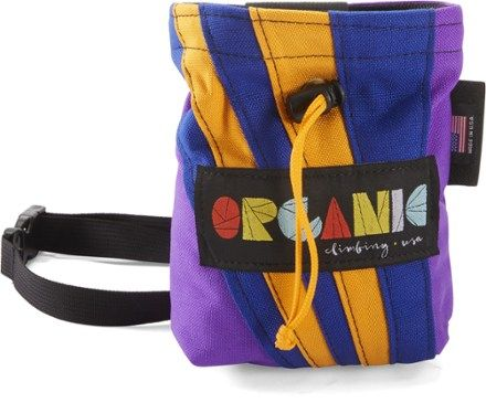 ORGANIC Climbing Chalk Bag Assorted