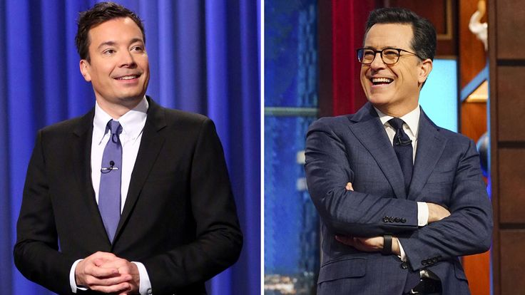 TV Ratings: Colbert and Fallon Race Tightens 13 weeks into their heated contest Colbert's audience win narrows as rival 'Tonight' widens its demo lead.  read more