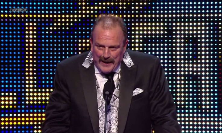 """Jake """"The Snake"""" Roberts on being afraid of snakes and turning his life around - Wrestling News"""