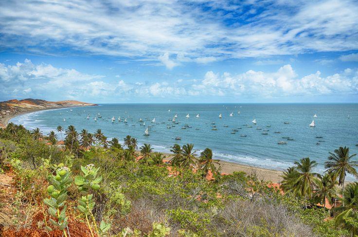 Redonda - Praia de Redonda/Icapui/Ceará