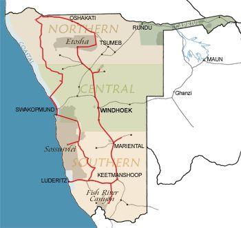 Makalani Self Drive Namibia