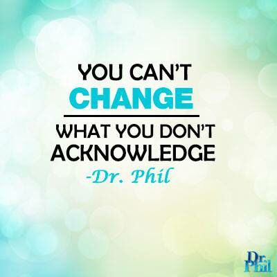 Dr phil you teach people how to treat you