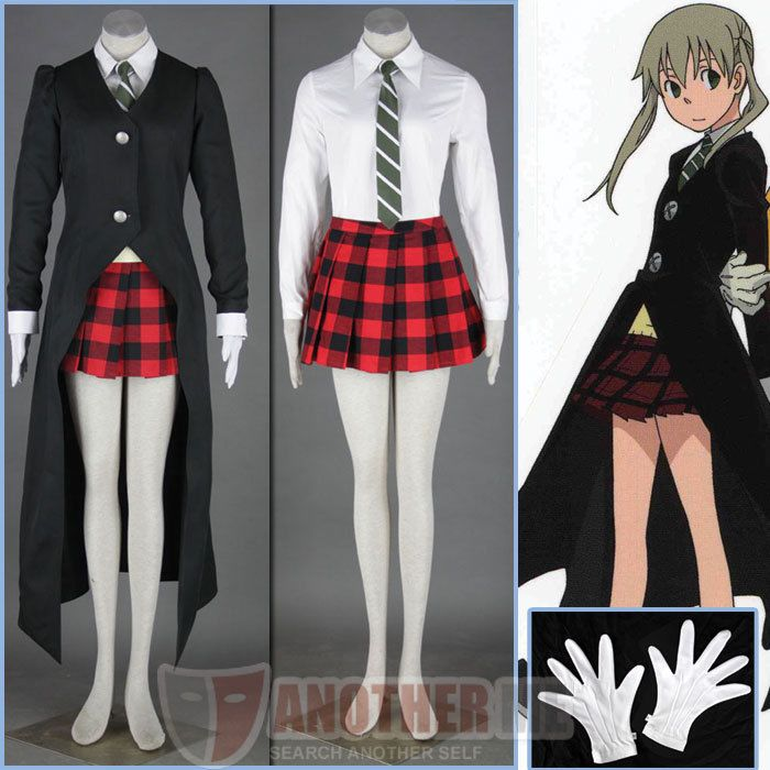 Another Me SOUL EATER MAKA ALBARN ANIME COSPLAY COSTUME HALLOWEEN ANY SIZE #AnotherMe #SOULEATER