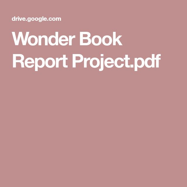 The 25+ best Book report projects ideas on Pinterest Book - book report template