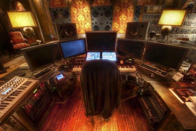 Hans zimmer Workspace