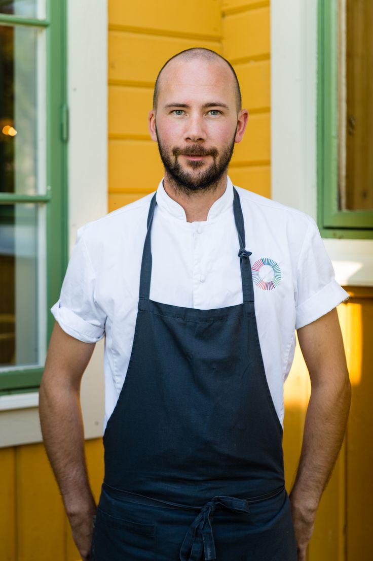 Magnus Burstedt, la cucina delle otto stagioni. Testo di Alexandra Michot, ph di Olivier Seignette
