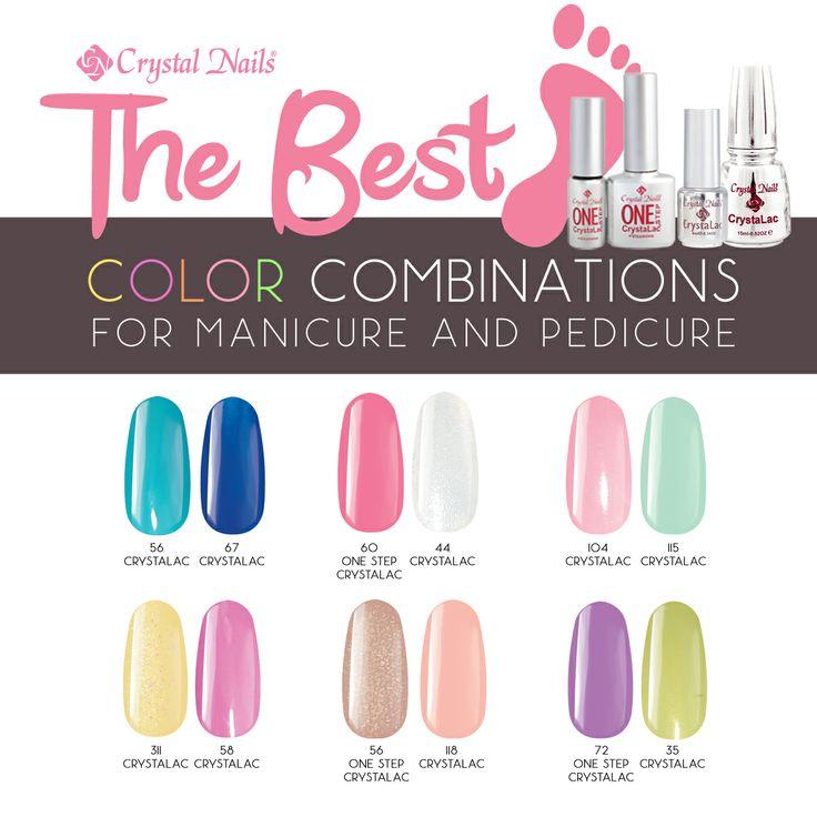 #manicure #pedicure #color #combinations