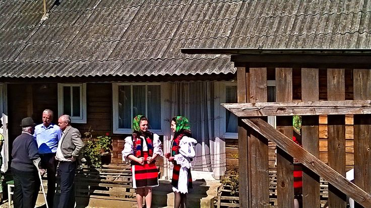 Traditional clothing - Maramures County