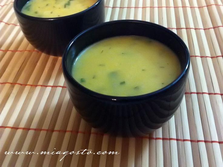 broad bean soup :)