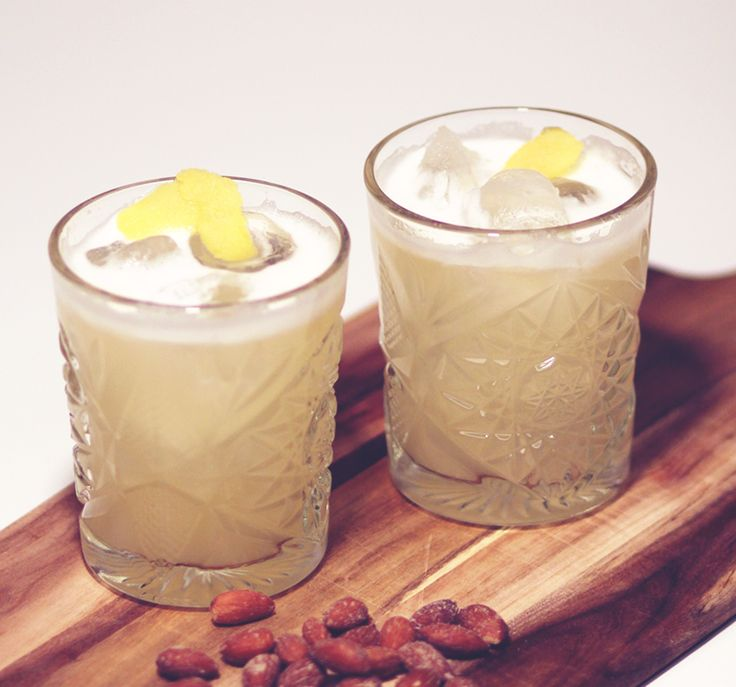 COCKTAIL  min favorit Whiskey Sour  Acie  Stylista