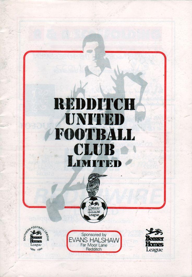 Valley Stadium (Redditch United FC) in Redditch, Worcestershire
