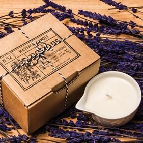 Nº52 Vela de masaje - Lavanda   UOHOP #UOHOPproducts #UOHOPLifestyle #consciousrevolution #noseason #vegancosmetics #naturalcosmetics #massagecandle