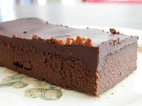 La recette du gâteau au chocolat mascarpone de la mort qui tue...:
