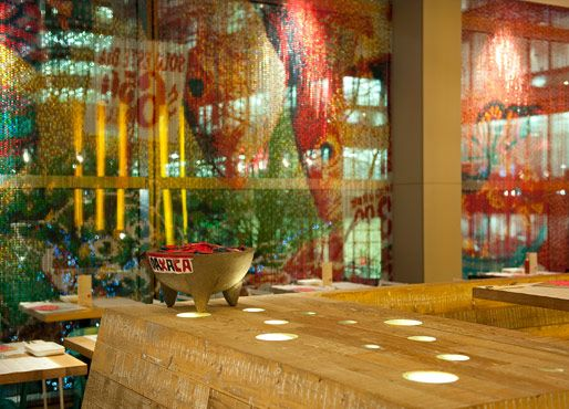 Wahaca, Canary Wharf -  brings the soul of Mexico to the heart of the city.