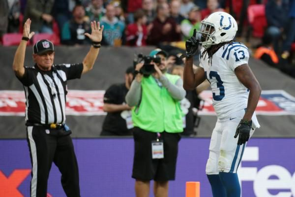 The Indianapolis Colts are willing to trade Pro Bowl wide receiver T.Y. Hilton, according to multiple sources.