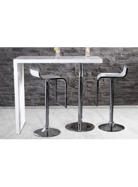 White Breakfast Bar kitchen breakfast bar table | winda 7 furniture