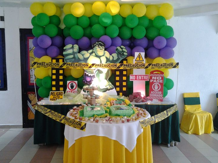 74 best ideas para fiestas images on pinterest parties - Decoracion para fiesta infantil ...