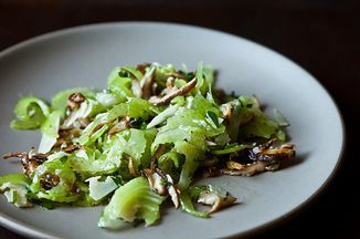 Italian Celery and Mushroom Salad  Recipe on Food52, a recipe on Food52