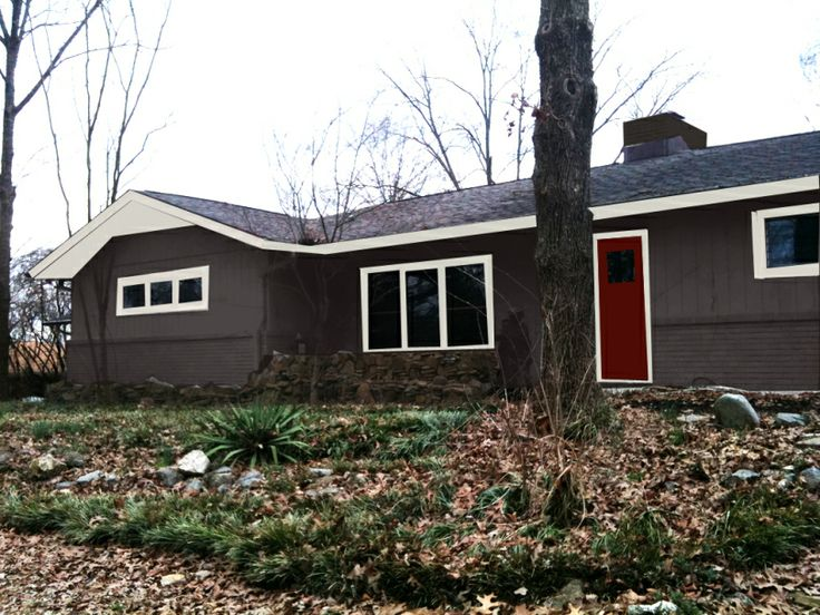 Exterior Paint Colors Grey 47 best exterior paint likes images on pinterest | front door
