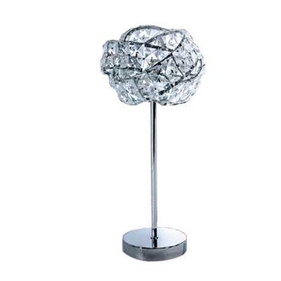 AZzardo Bari - Bordslampa i Kristall