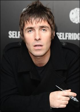 Liam Gallagher ..... Best front man for years